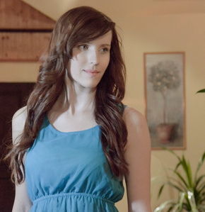Morgan Blanchette - Babes model