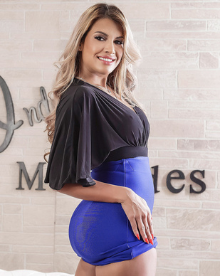 Mercedes Carrera - Babes model